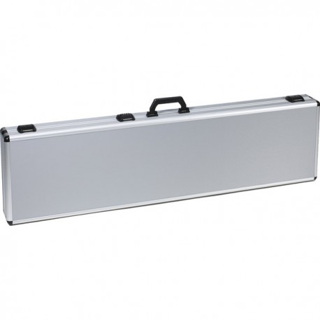 Aluminium rifle case
