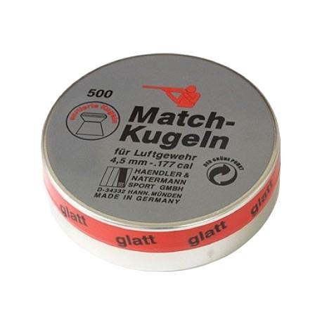 H&N õhupüssikuul Match Kugeln püssile
